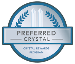 Preferred Crystal - Crystal Reqards Program