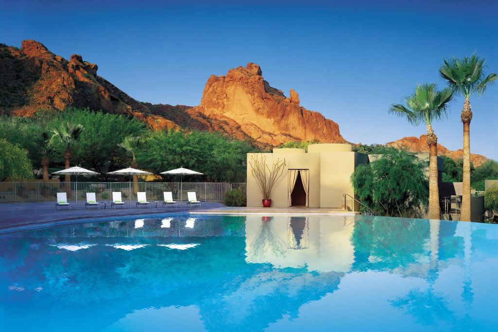 Sanctuary Resort & Spa pool